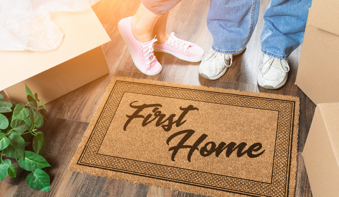 Hear how Anthea and Jonathan saved for their first home in no time at all